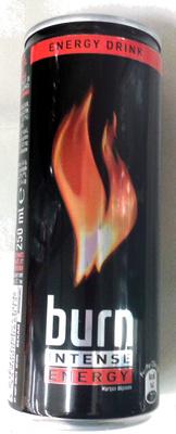 Burn Intense energy - Produit - fr