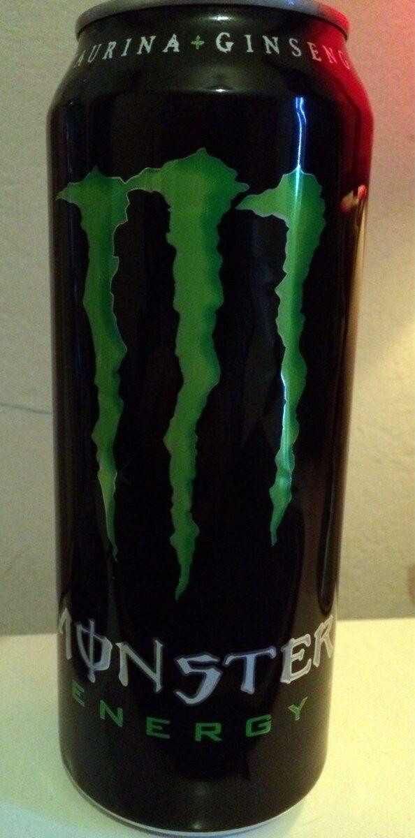 Monster Energy - Prodotto - es