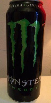 Monster Energy - Produit - fr
