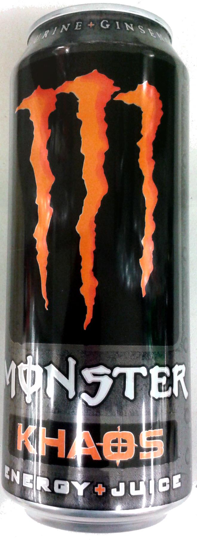 Monster Khaos - Product - fr