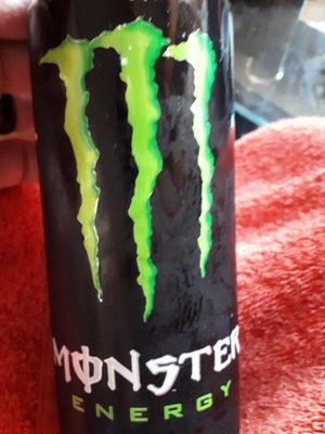Monster - Produkt - fr