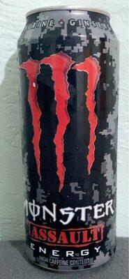 Monster Assault Energy - Produit - en