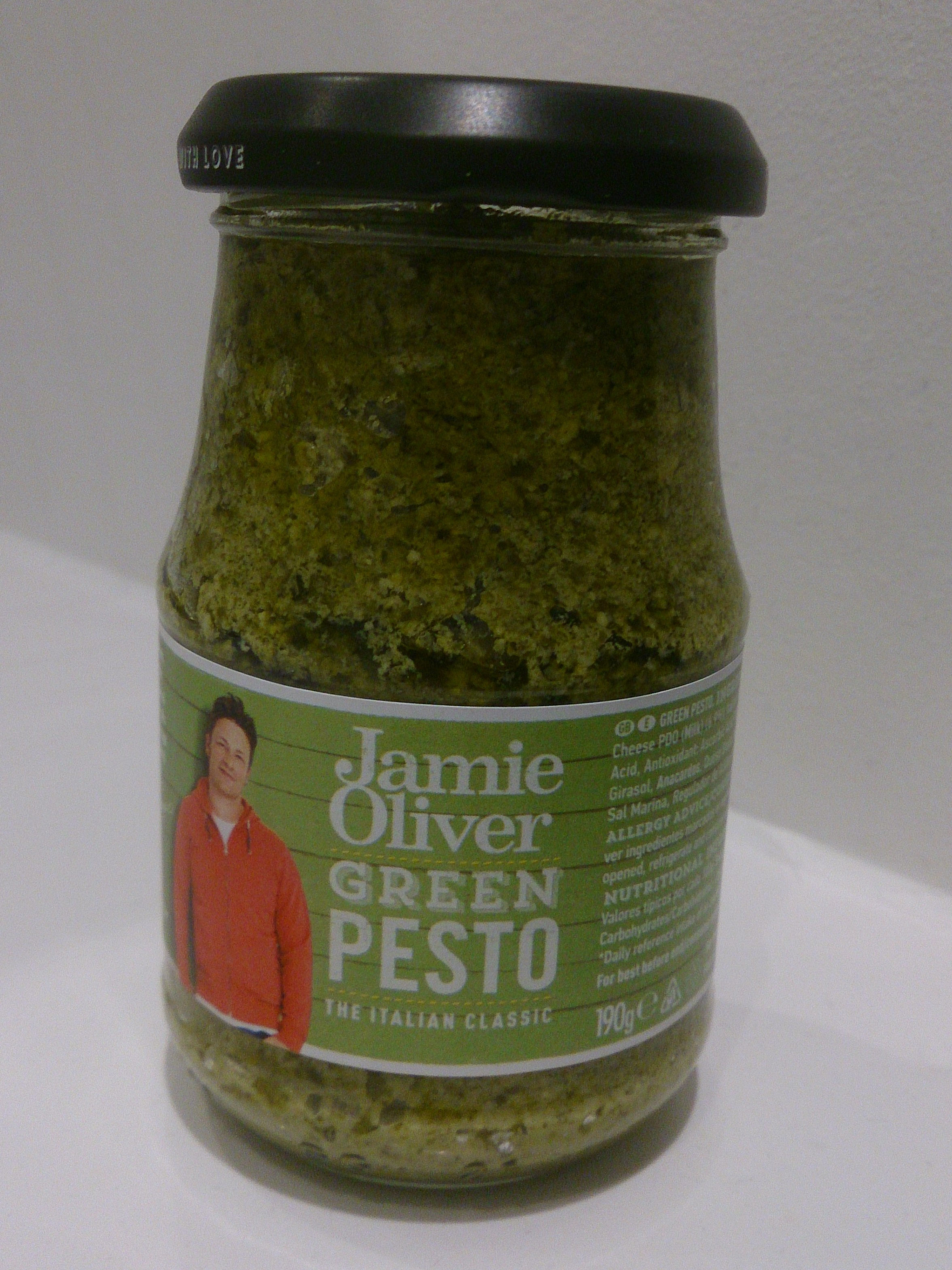 Green Pesto - Product - en