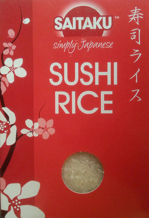 Sushi Rice - Product - fr
