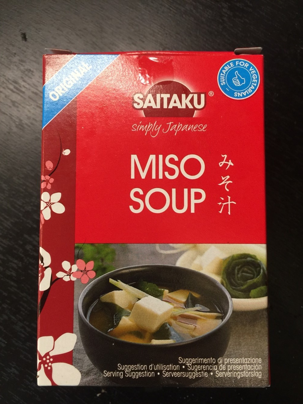 Miso Soup - Product - fr