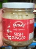 Sushi Ginger - Product