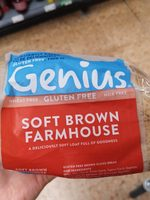 Soft brown sandwich loaf - Nutrition facts