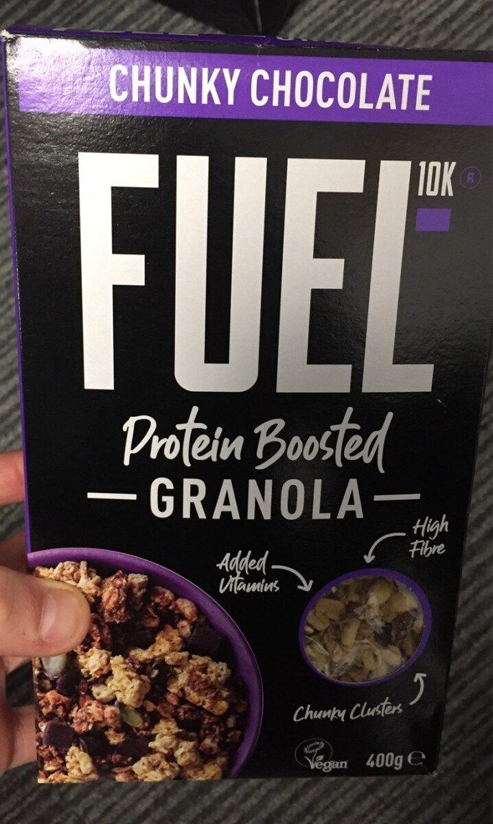 Fuel 70% Cocoa Chunks 400G - Prodotto - en