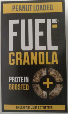Fuel - Cereal - Nut Loaded Chunky Granola - Product