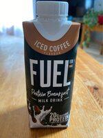 Protein breakfast milk drink - Produit - en