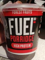 Fuel Porridge high protein forest fruits - Product