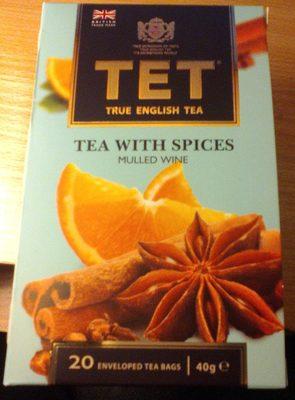 Thé aux épices - Продукт