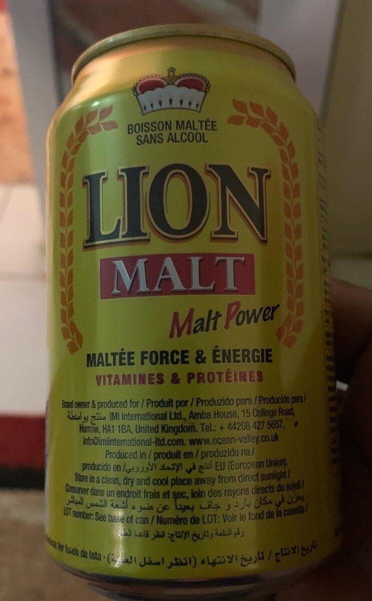 Lion malt - Product - fr