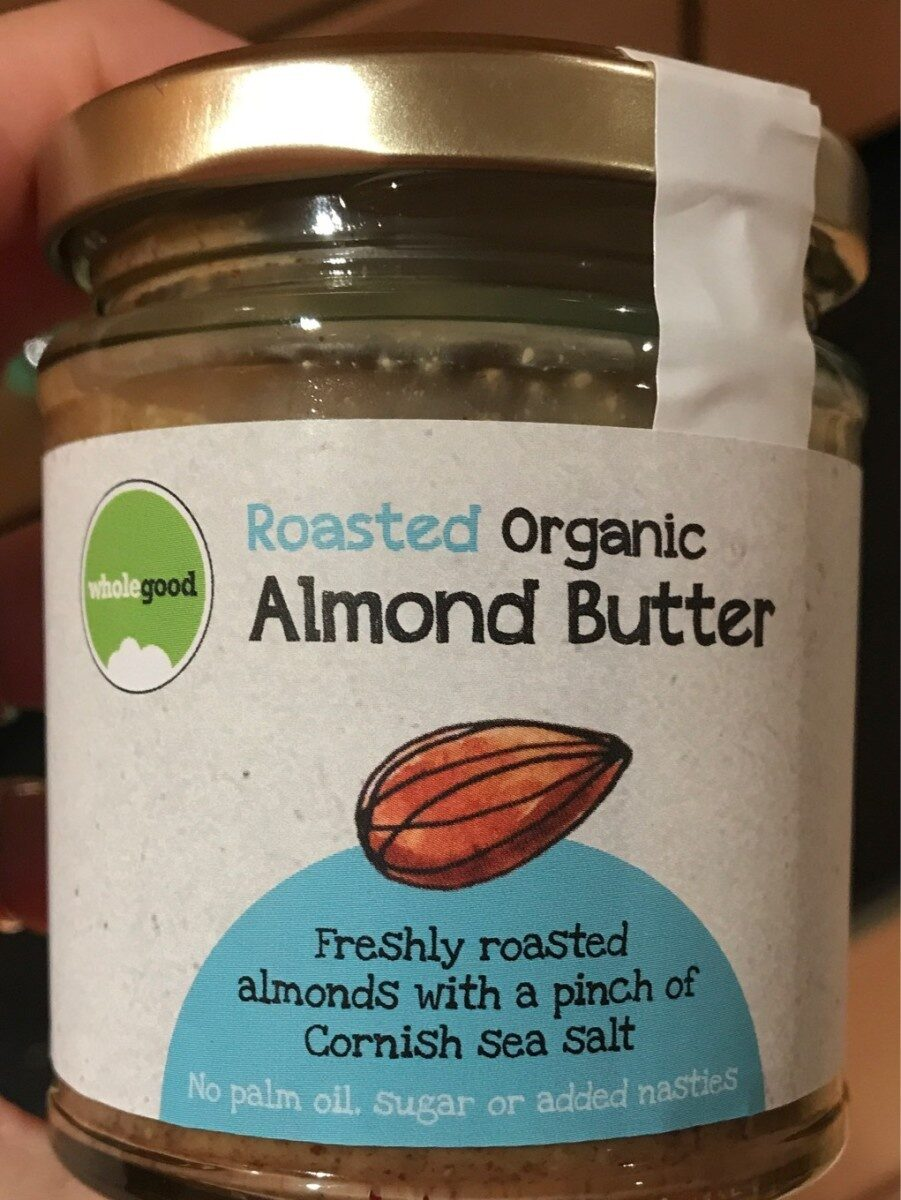 Almond butter - Product