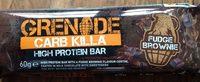 Carb Killa Fudge Brownie - Product - en