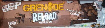 Grenade Reload Chocolate Chunk - Product - en