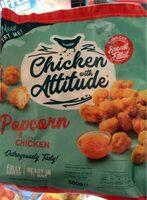 Popcorn chicken - Product - en