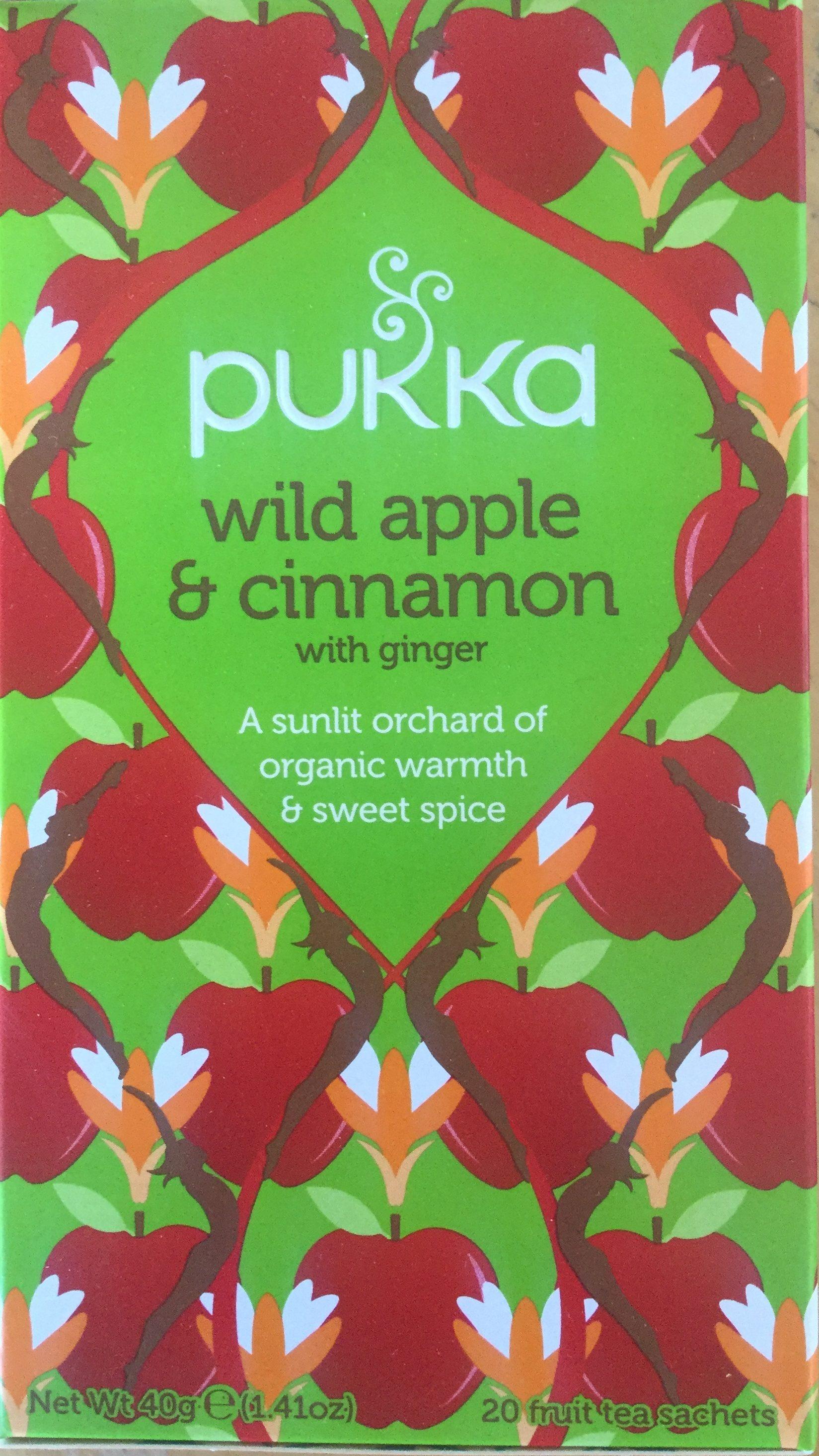 Wild apple & cinnamon - Product