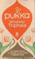 Wholistic Triphala - نتاج - fr