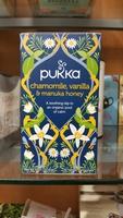 Chamomille, vanilla & manuka honey - Product