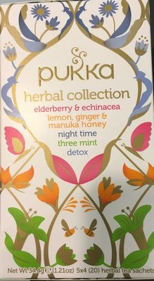 Herbal collection - Product - fr