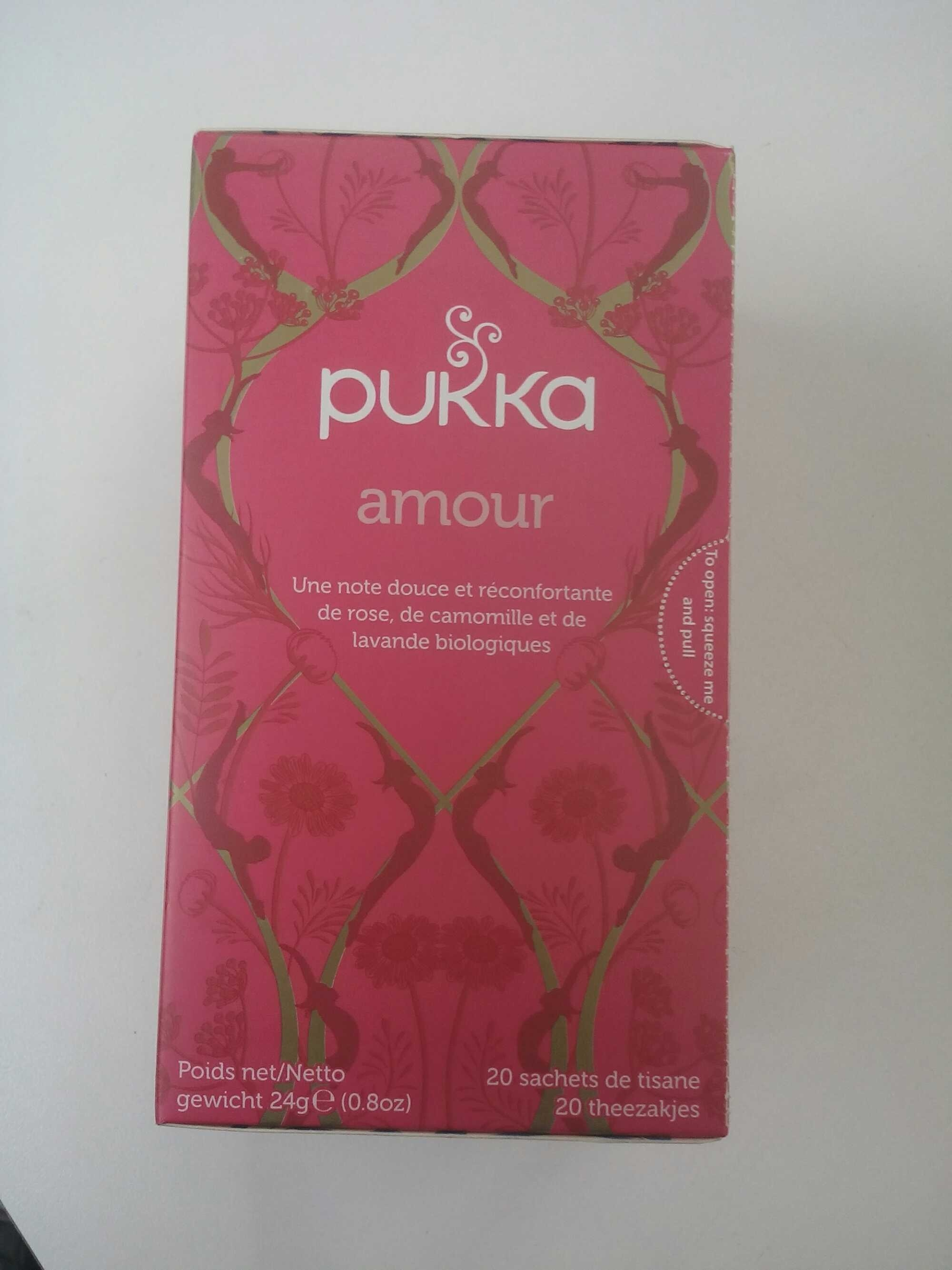 Love pukka - Product - fr