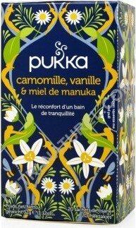 Infusion Camomille Vanille Miel De Manuka Bio - Pukka - Product - fr