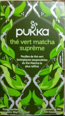 Thé Vert Matcha Suprême - Product