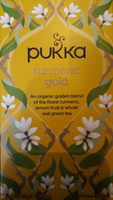 pukka or de curcuma - Product - fr