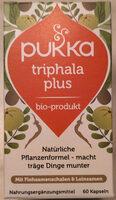 Triphala Plus - Produit - de