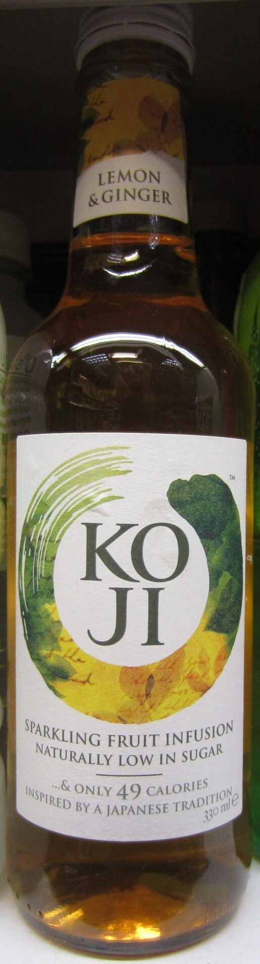 KOJI Lemon & Ginger - Product