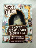 Choccy eggsplosion Easter egg - Produit - en
