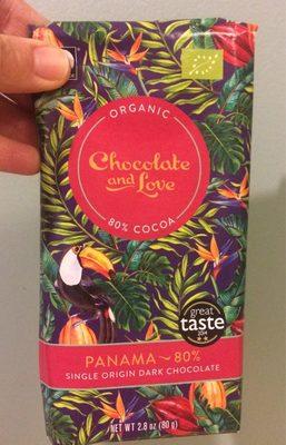 Tablettes De Choc Noir Panama - Producte