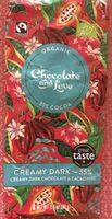 Creamy Dark 55% & cacao nibs - Product