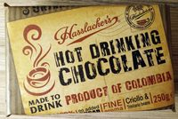 Hot Drinking Chocolate - Product