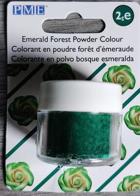 colorant en poudre forêt d'émeraude - Produit - fr