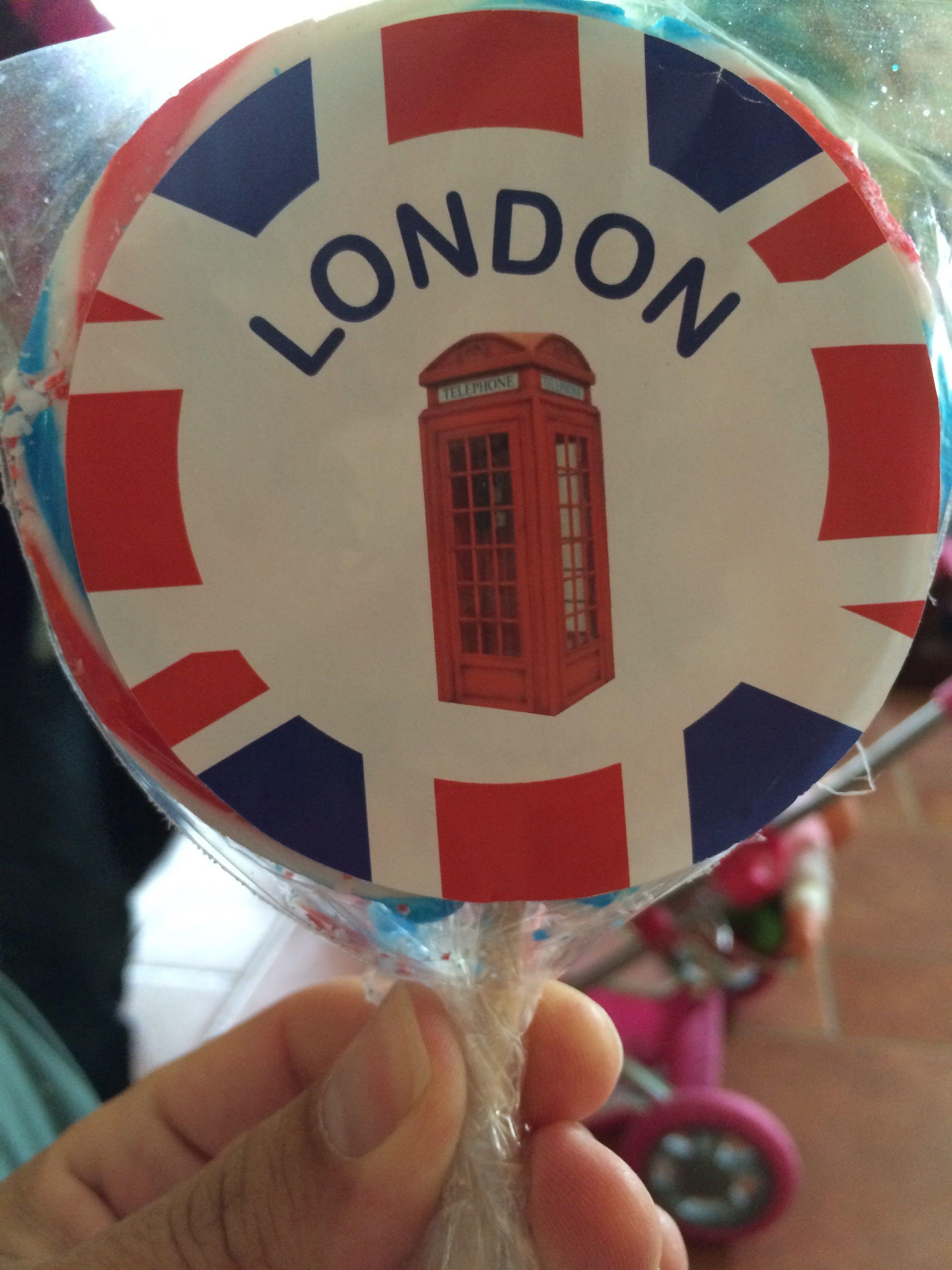 London sweet - Produit