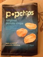 Original Potato Chips - Produit