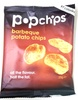 Barbeque potato chips - Product
