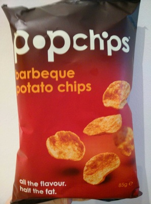 Barbeque Potato Chips - Product - en
