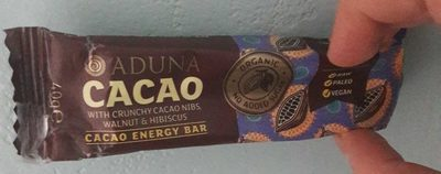 Cacao Energy Bar - Produit - fr