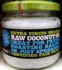 Extra Virgin Raw Coconut Oil - Product
