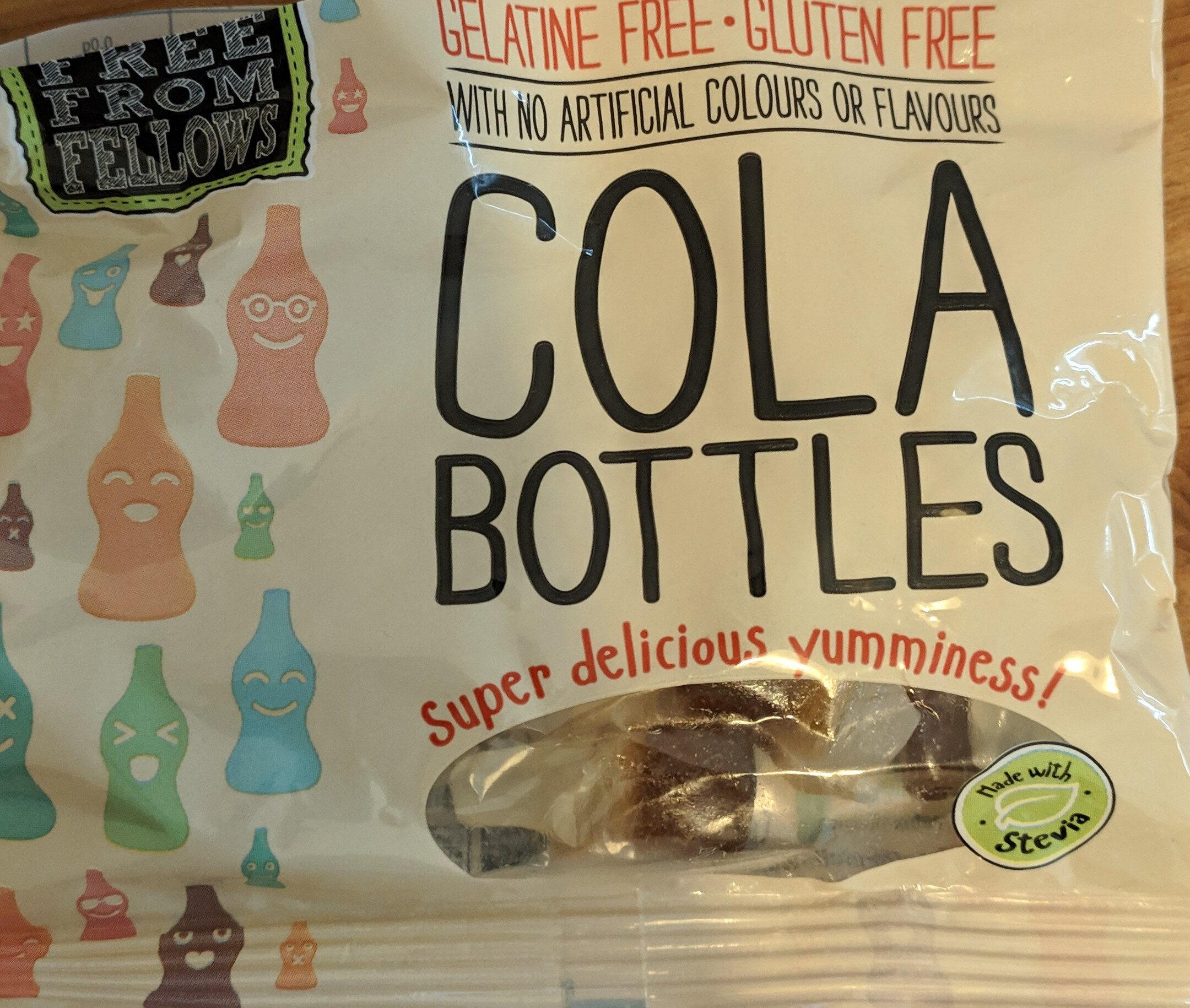 Cola Bottles 10 X 100G - Product - en