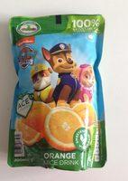 Jus d'orange Paw patrol - Product