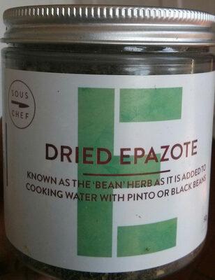 Dried Epazote - Product - en