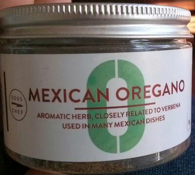 Mexican Oregano - Product - en