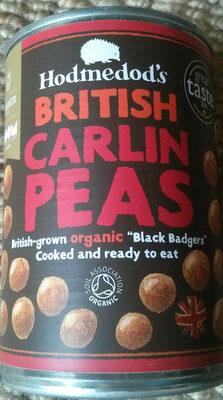 British Carlin Peas - Product - en