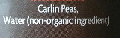 British Carlin Peas - Ingredients - en