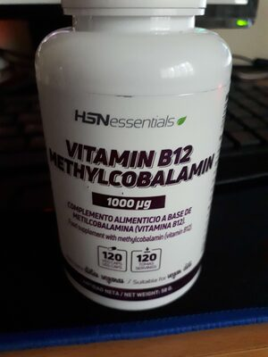 Vitamin B12 methylcobalamin - Producto - es