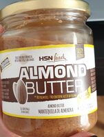 Almond butter - Producto - es